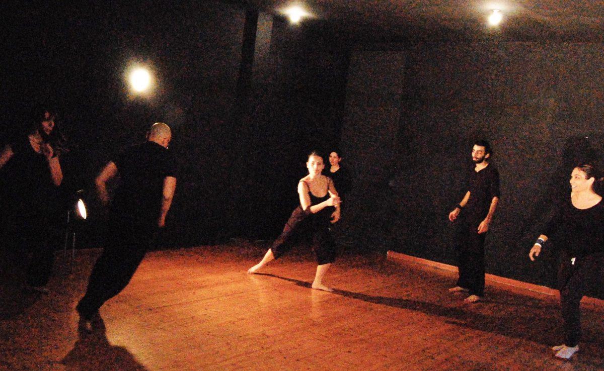 Training teatrale - Generazioneteatro