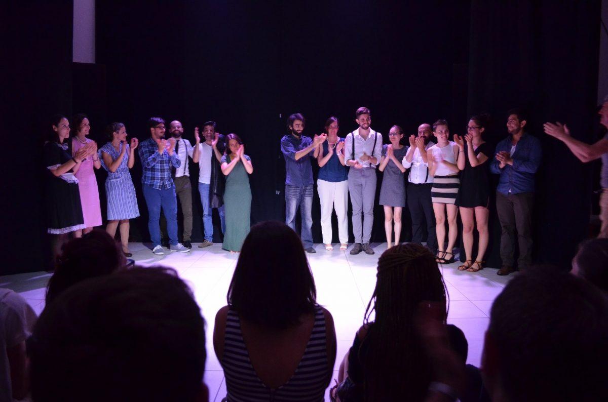 Compaqgnia fine spettacolo - GenerAzione Teatro