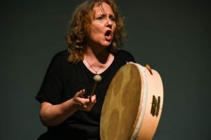 Marzia Manoni - Percussioni - Generazione Teatro